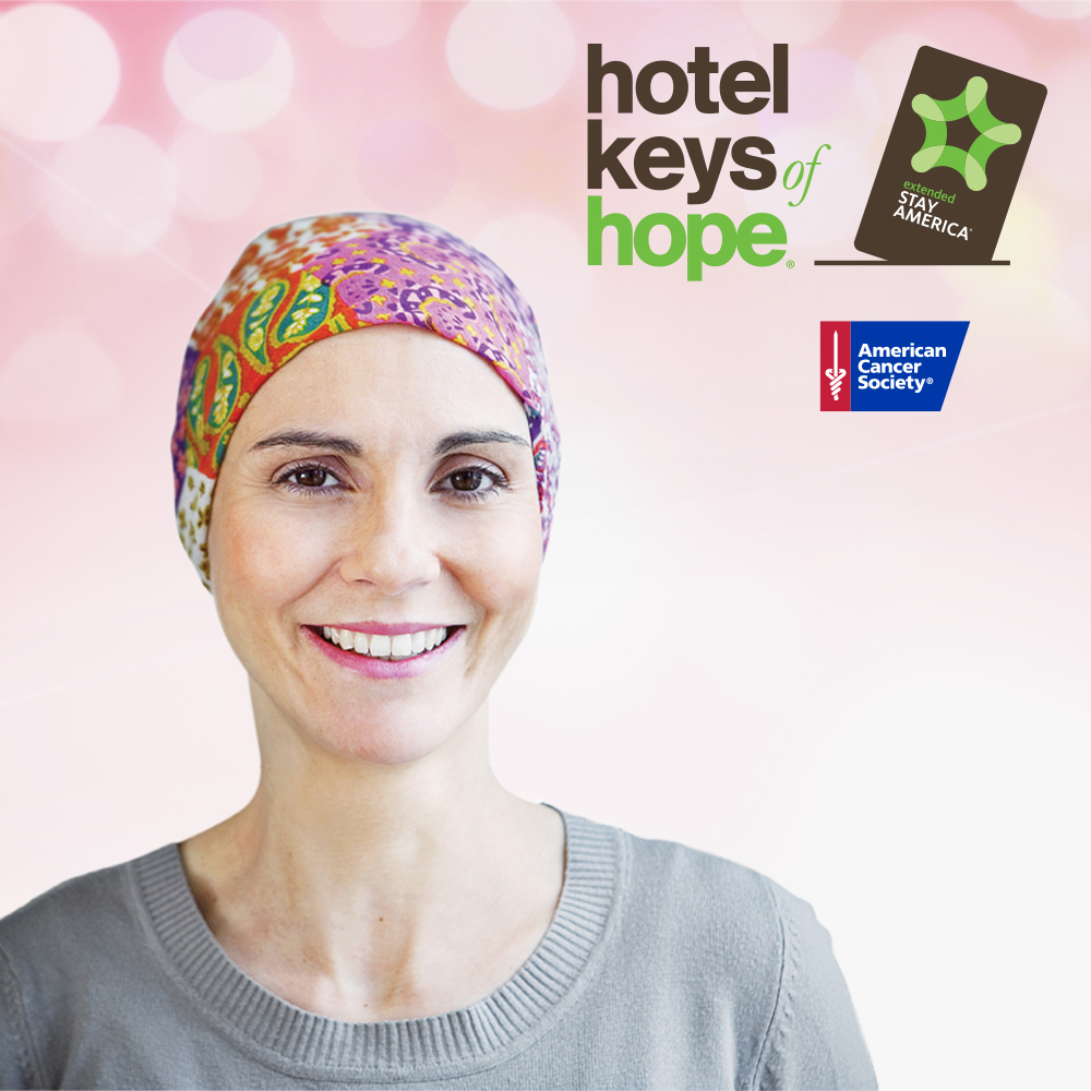 Our Hotel Keys of Hope℠ program was created to support the American Cancer Society's Hope Lodge® program. Learn more:  #nationalcancersurvivorsday