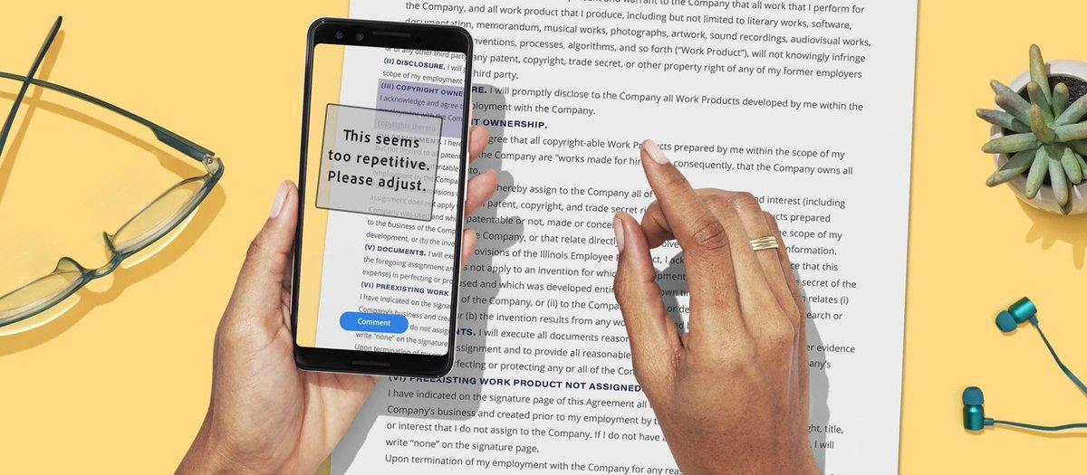 PRTIMES_NEWS: デジタルと紙の両方に注釈を追加することを可能にする複合現実(Mix Reality)技術をプレビュー #AdobeSummit https://t.co/ijadBXBNw7 https://t.co/9goYPzenBj