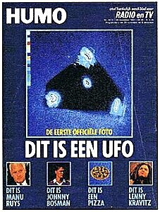 Tribute picture of the Belgian UFO Wave in 1989-1991. Frontpage from a quality magazine in Belgium #UFOs #UFO #België #Belgium #Belgique #WednesdayVibes #YouTube #ThrowbackThursday #MYSTERY #Ovnis #Video #Thursday #AirForce #storytimethreads #space