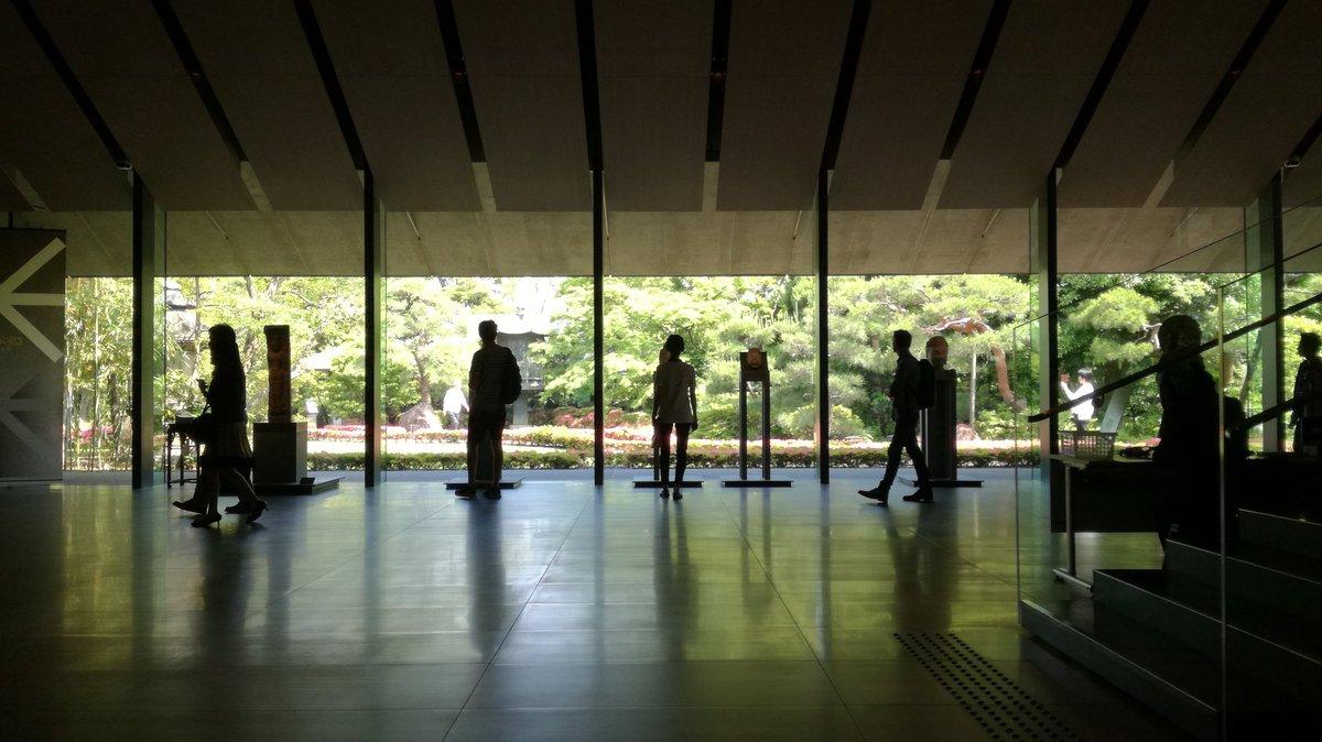 test ツイッターメディア - 3年前の今日は根津美術館も行ってた。 展示が変わるたびに訪れてるが、いまは休館中。使われぬままの前売券も持ってるし、また行ける日が待ち遠しい。 #根津美術館 https://t.co/cmPohYTVqP