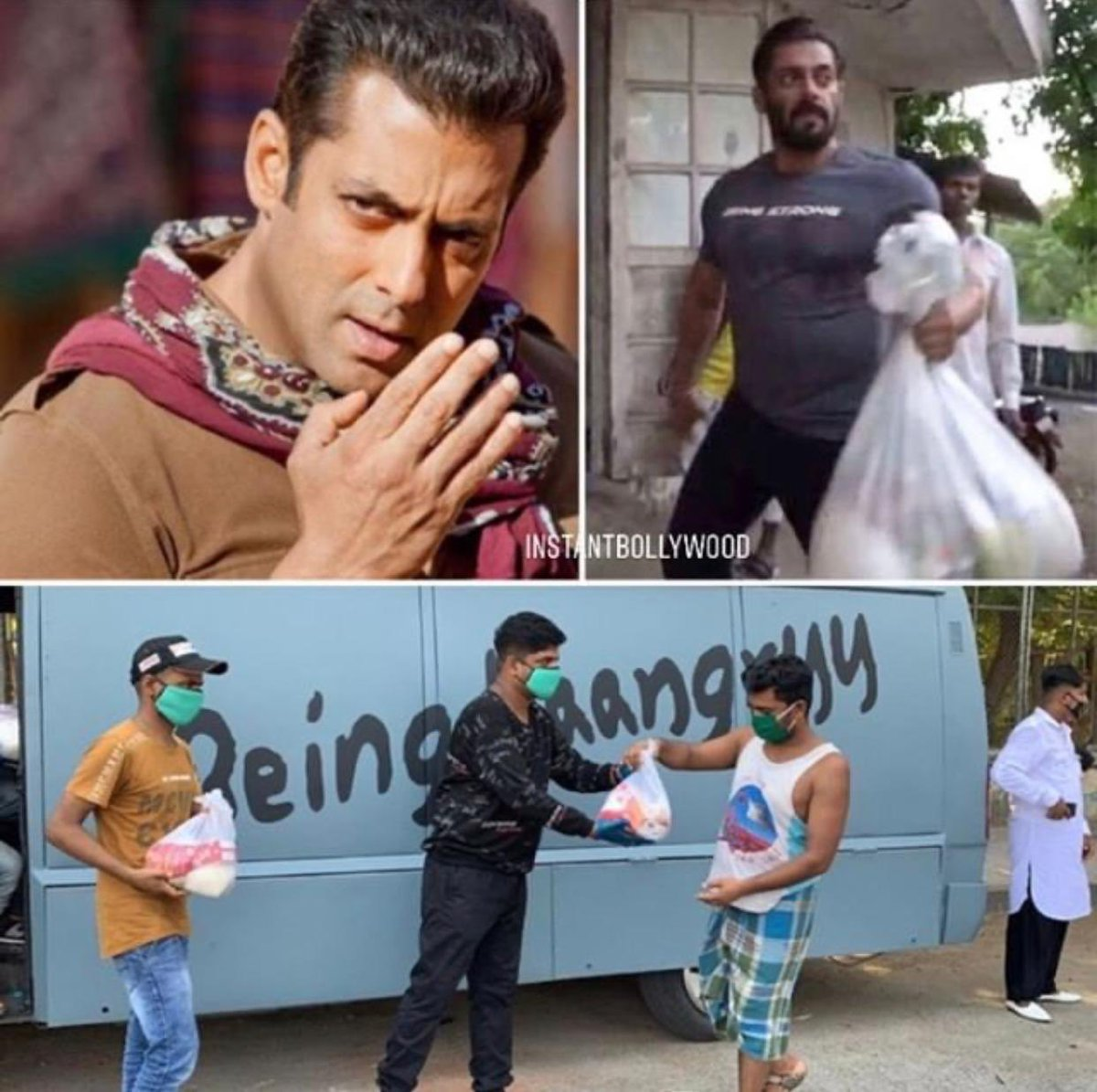 #BhaiBhaiHitsFastest2MLikes No add !!! No promotion !!! No PR stunts !!! No social media activity !!! No Trend !!! Yet Bhai is Bhai.... God is Great !!! Love n prayers always !!! Salman bhai fan club family goes out to each one of you !!!