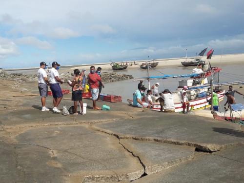 Capitania dos Portos do Maranhão promove ações sociais para ajudar no combate à #COVIDー19. ➡️ Saiba mais sobre essas ações em: