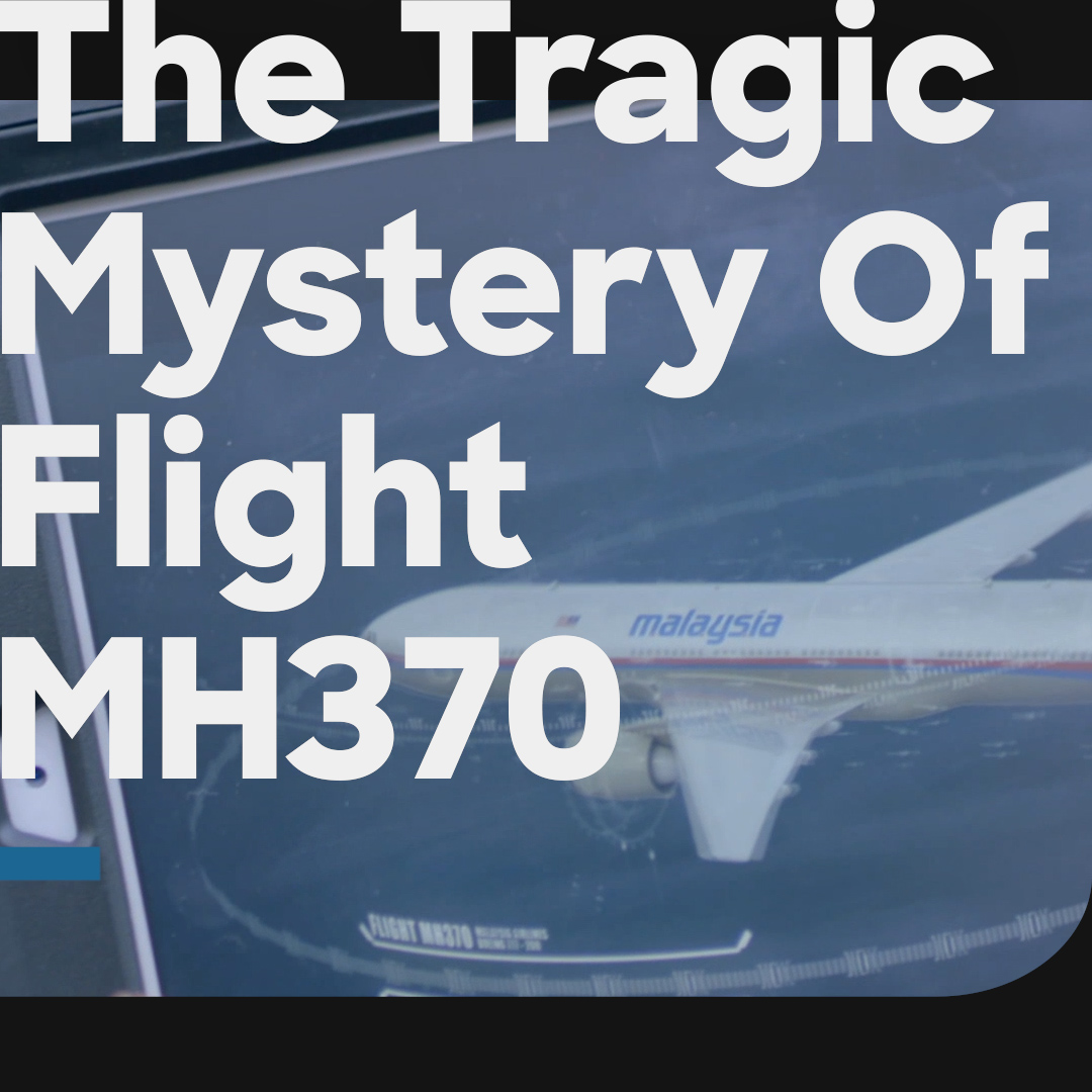 We're looking into the disappearance of Flight MH370 in tonight's #MysteriesOfTheDeep. ✈️ https://t.co/WGOunu8ElZ