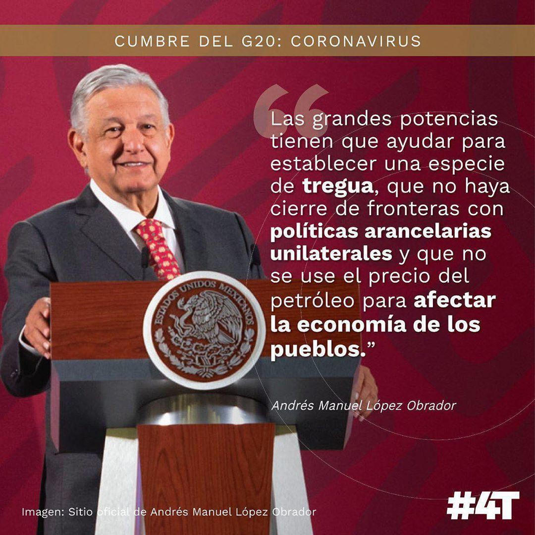 #MexicoUnidoMexicoExige #Mundo #World #AmloElMejorPresidenteDelMundo