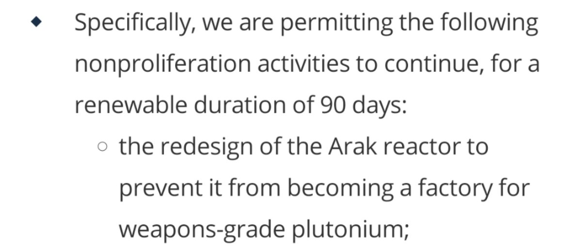 """State Department, 2019: We need to continue the Arak waivers to prevent the reactor from becoming """"a factory for weapons-grade plutonium"""" Trump officials, 2020: We're just gonna wing it and hope the Iranians aren't smart enough to figure out plutonium"""