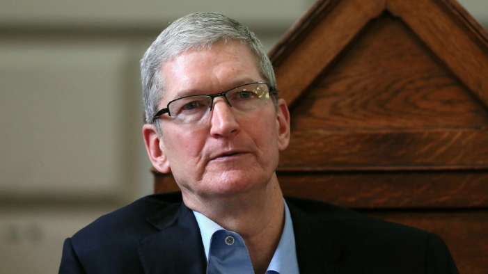 Robert Scheer, in this month's issue, examines Apple's Noble Fight. Under Tim Cook, the telecom company continues to resist demands to make its cell phones accessible to government agencies. 🔎:  #Politics #Apple #TimCook #RightOrWrong #BackDoor