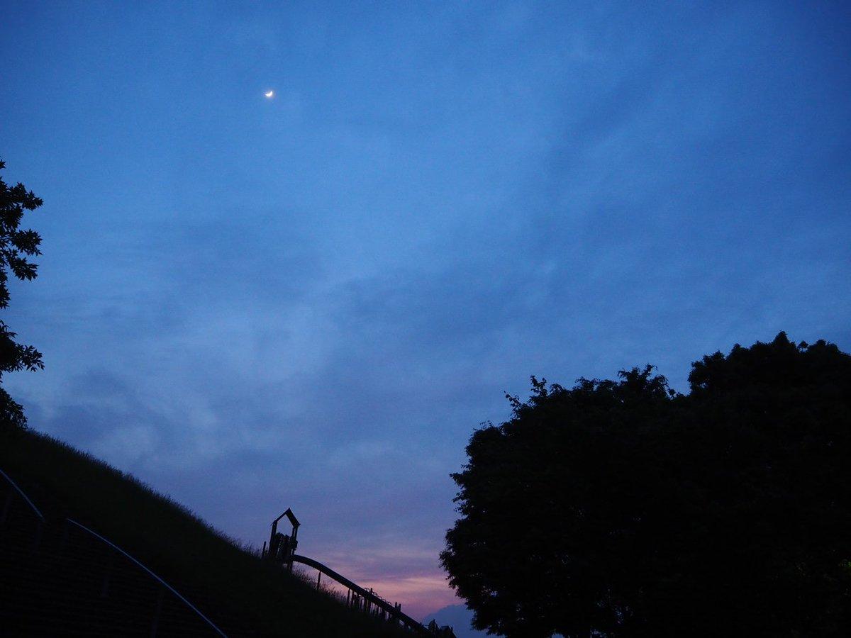 test ツイッターメディア - あと10日 😌   ストロベリームーンの夜にはもっと幸せ🍀だといーな (*˙˘˙) https://t.co/e1k0tDKSHC