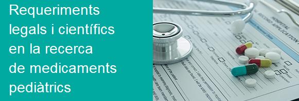 test Twitter Media - Vols conèixer quins són els requeriments ètics, científics i legals que han de complir els assaigs clínics de medicaments amb nens? 👉Requeriments legals i científics en la recerca de medicaments pediàtrics  🗓️Del 10 al 22/6.  ❗️Últims dies  💻Virtual ℹ️ https://t.co/HcCOWXXQrP https://t.co/NbFiMYlSgW