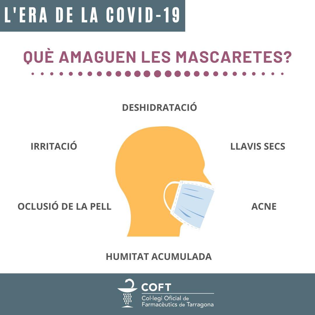 test Twitter Media - 📌 L'ERA DE LA COVID19: Saps què amaguen les mascaretes 😷?   Consells per la cura de la pell de la cara: 1️⃣Renta't la cara abans i després de portar la 😷 2️⃣Utilitza un netejador adient 3️⃣ Hidrata la pell 4️⃣No et maquillis 5️⃣Utilitza protector solar https://t.co/ew9rZC4amm
