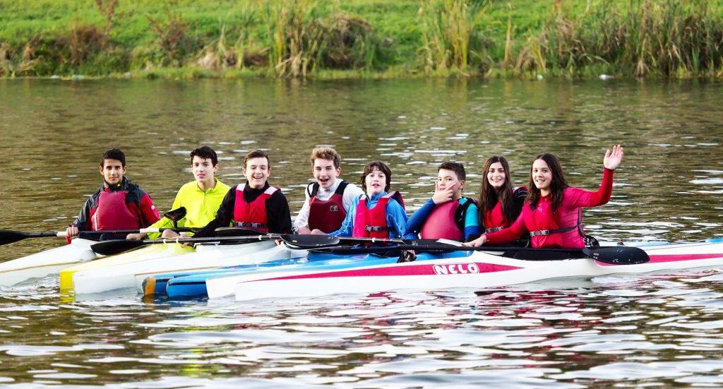 test Twitter Media - Dopo il lockdown, i ragazzi del centro avviamento allo sport sono di nuovo in canoa! #kayak #firenzesport #canoe https://t.co/ig7asNpwwx