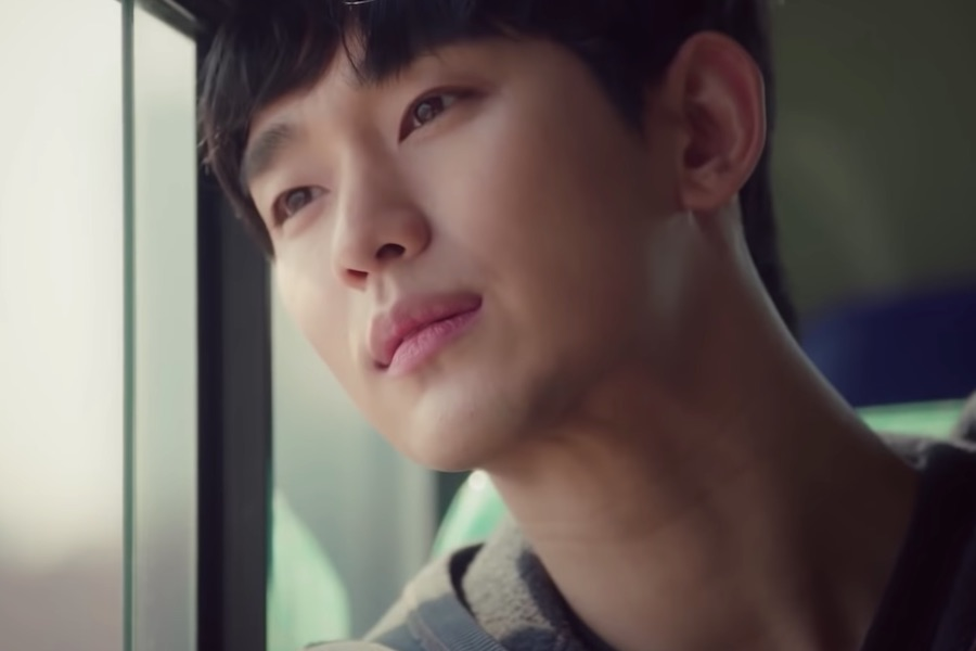 WATCH: #KimSooHyun Runs Away From Love In Dramatic Teaser For Upcoming Drama