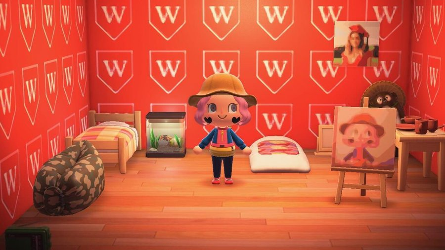 test Twitter Media - Check out these custom #AnimalCrossing patterns created by Lucine Poturyan '20 (@LoveandLucyx). Isabelle would be very proud (as we already are)! Miss you already, #Wes2020 ❤️  #WesGrad #TogetherWes https://t.co/82ivCS3Fmv