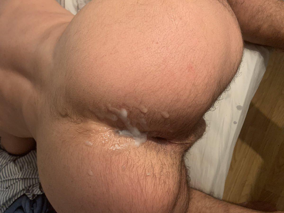 Born to be breed 💦  #ass #cum #hole #asshole #fuck #bottom #quarantine #hairyass