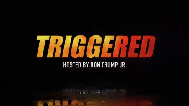 TONIGHT: Join Team Trump Online for TRIGGERED hosted by @DonaldJTrumpJr with special guests @BurgessOwens and @HerschelWalker at 8:00 pm ET!  RSVP:   #Triggered