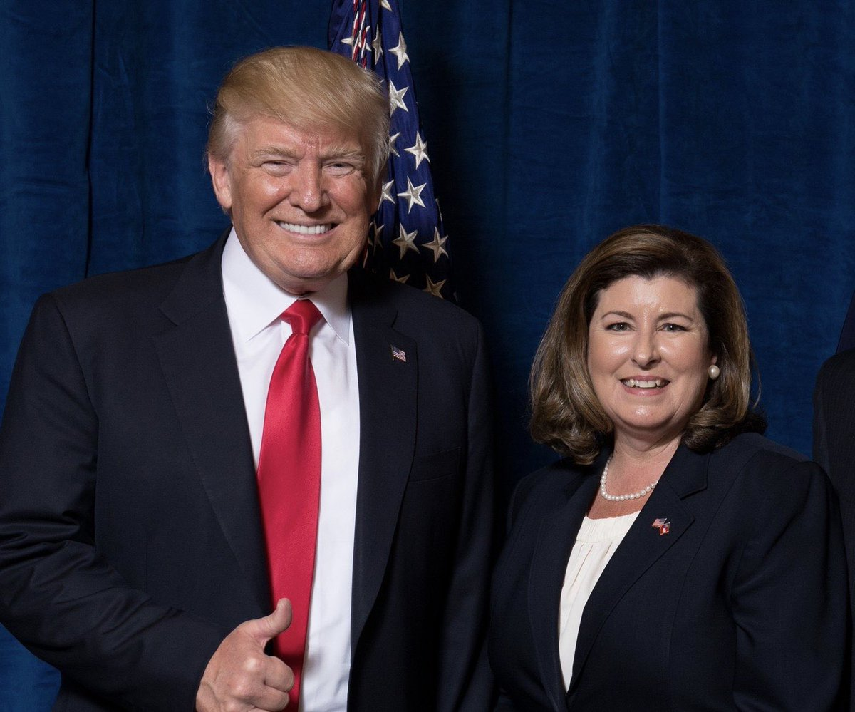 We need @KarenHandel back in Congress. She will represent #GA06 with integrity and honor. Get involved in her campaign today!  👉
