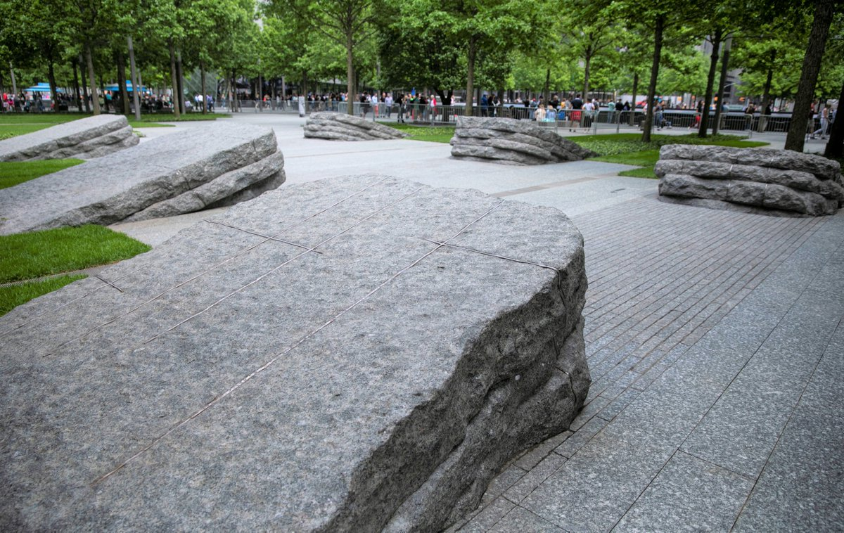 The #911MemorialGlade is dedicated to the men and women that responded from across the nation and around the world after 9/11. Join us as we honor these men and women on May 30th at 11:00 a.m. (ET) in a digital commemorative ceremony. More info: