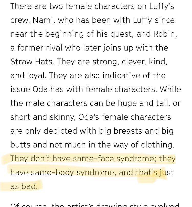 test ツイッターメディア - サンジ、pervert nature持ってるって言われてるけど当たり前だよね。あと、女は守られるべき!みたいなクソ古い女性尊重感覚がありえん、とか書かれてて痛快。 ナミがずっとビキニなのも指摘されてる。 https://t.co/mWcINHN1m2