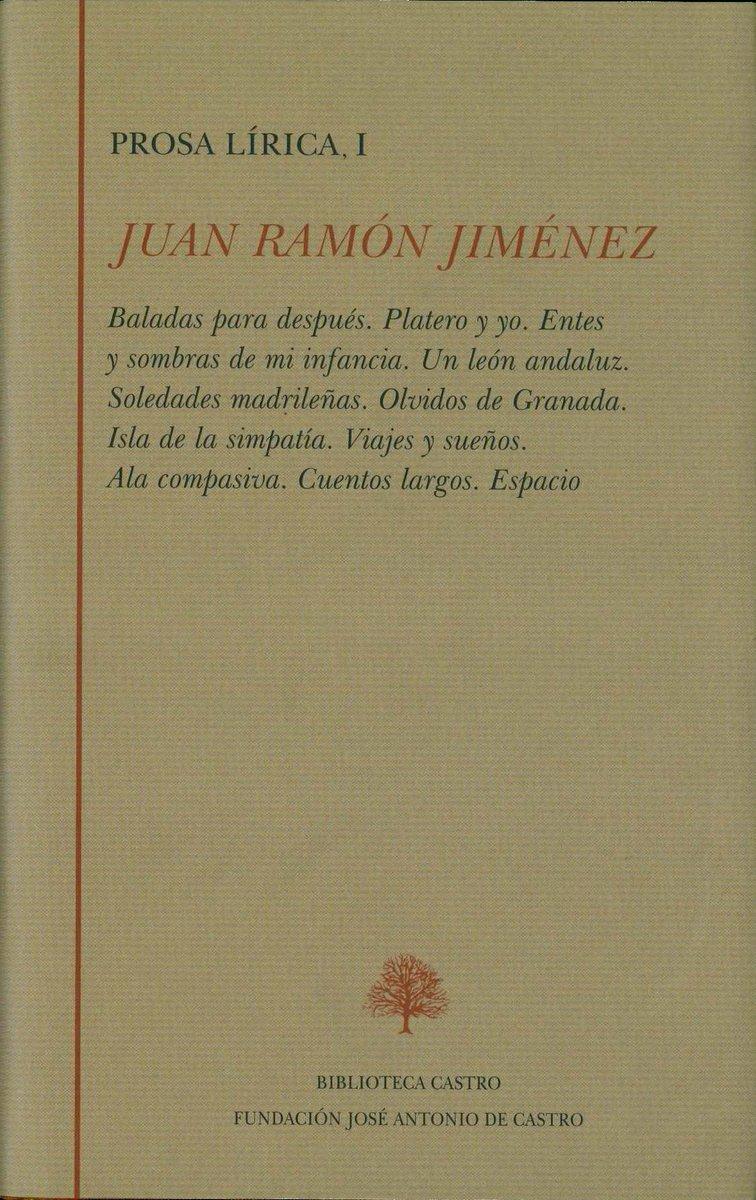 test Twitter Media - La prosa lírica de Juan Ramón abarca un inmenso corpus de registros: desde su infancia en Moguer a los viajes a Madrid, en los que dejó profunda huella la Institución Libre de Enseñanza. Falleció #TalDiaComoHoy de 1958 en Puerto Rico. https://t.co/QsTBFQDf6S https://t.co/yY4NXY8j5x