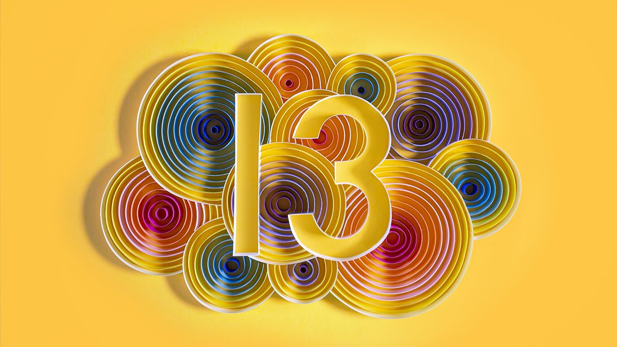Do you remember when you joined Twitter? I do! #MyTwitterAnniversary #Lucky13