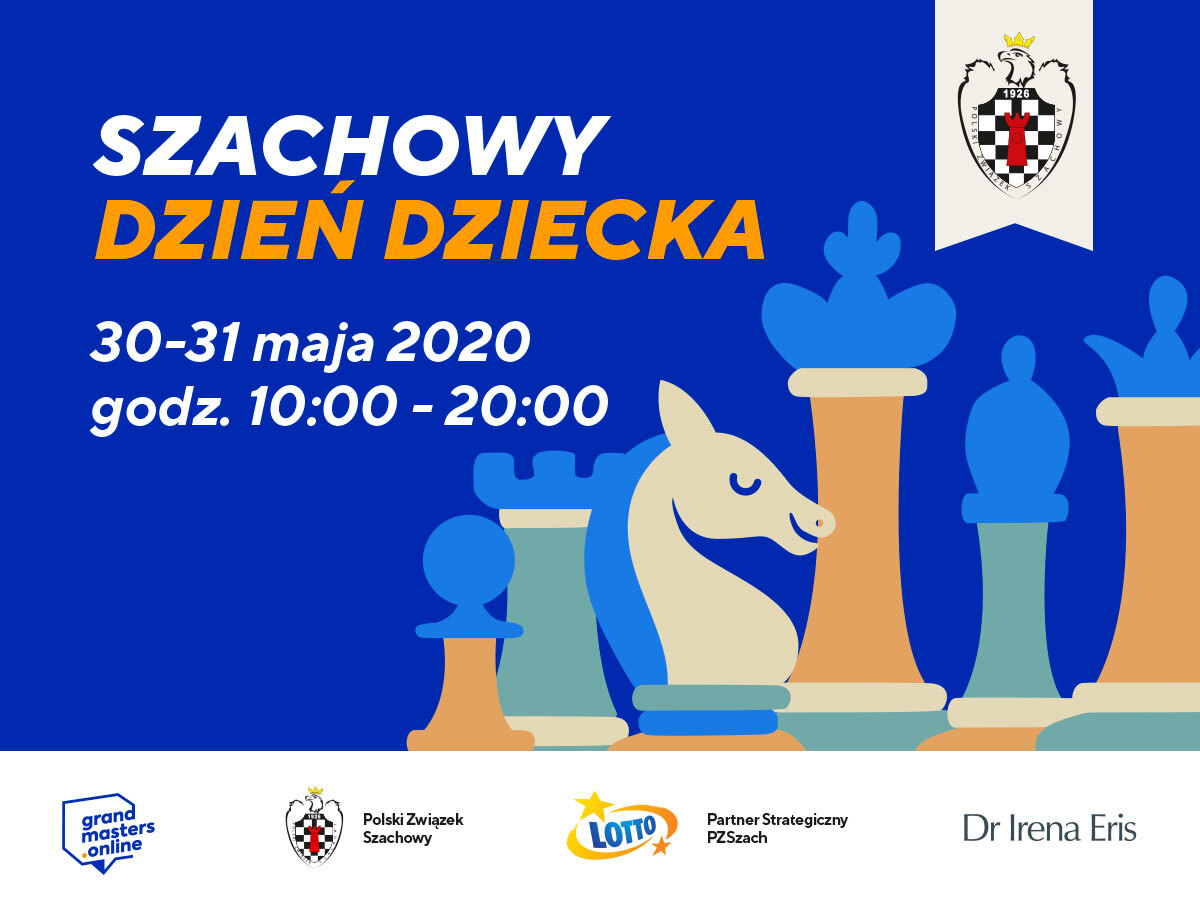 test Twitter Media - This weekend, Polish Chess Association organizes online chess #ChildrensDay celebration. It will run from 10am to 8pm: https://t.co/xs4oXDmGE7  ♟️ Tournaments, competitions, games, interviews, and a lot more await for you in the GM TV studio.  ℹ️ More at https://t.co/ns49qIKuOS https://t.co/AaHnKiciUp