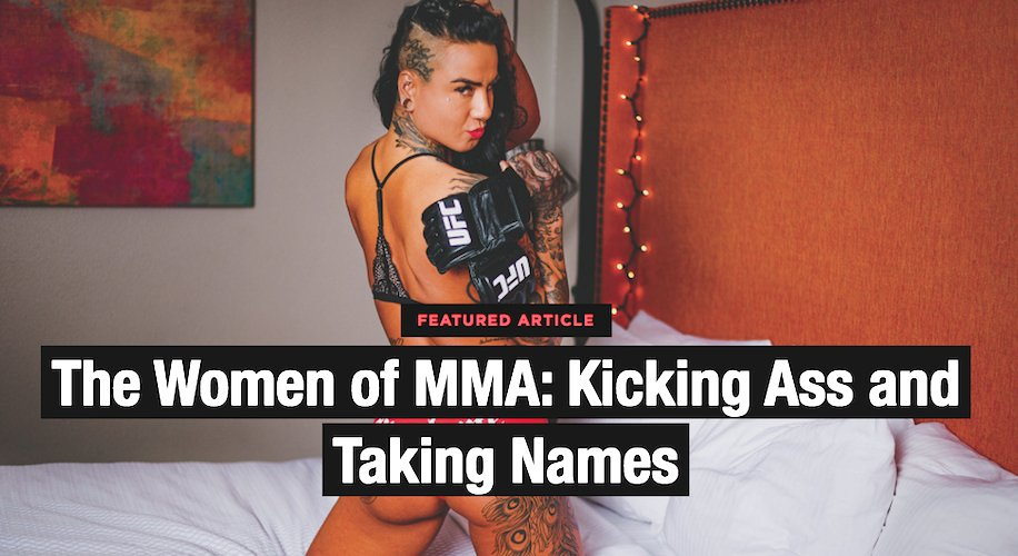 Get to know #MMA's hardest-hitting women in this feature by  reporter @jcchesler, who follows @criscyborg @AshleeMMA @RockyPMMA & @SabinaMazo as they move from grueling training to regimes to the ring in this in-depth look at their journey to victory. 🔎: