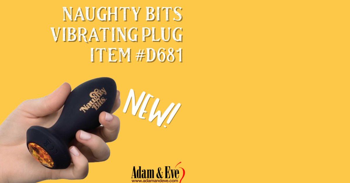 Click here for a new vibrating butt plug 👉 #adamandeve #sextoys #stressrelief