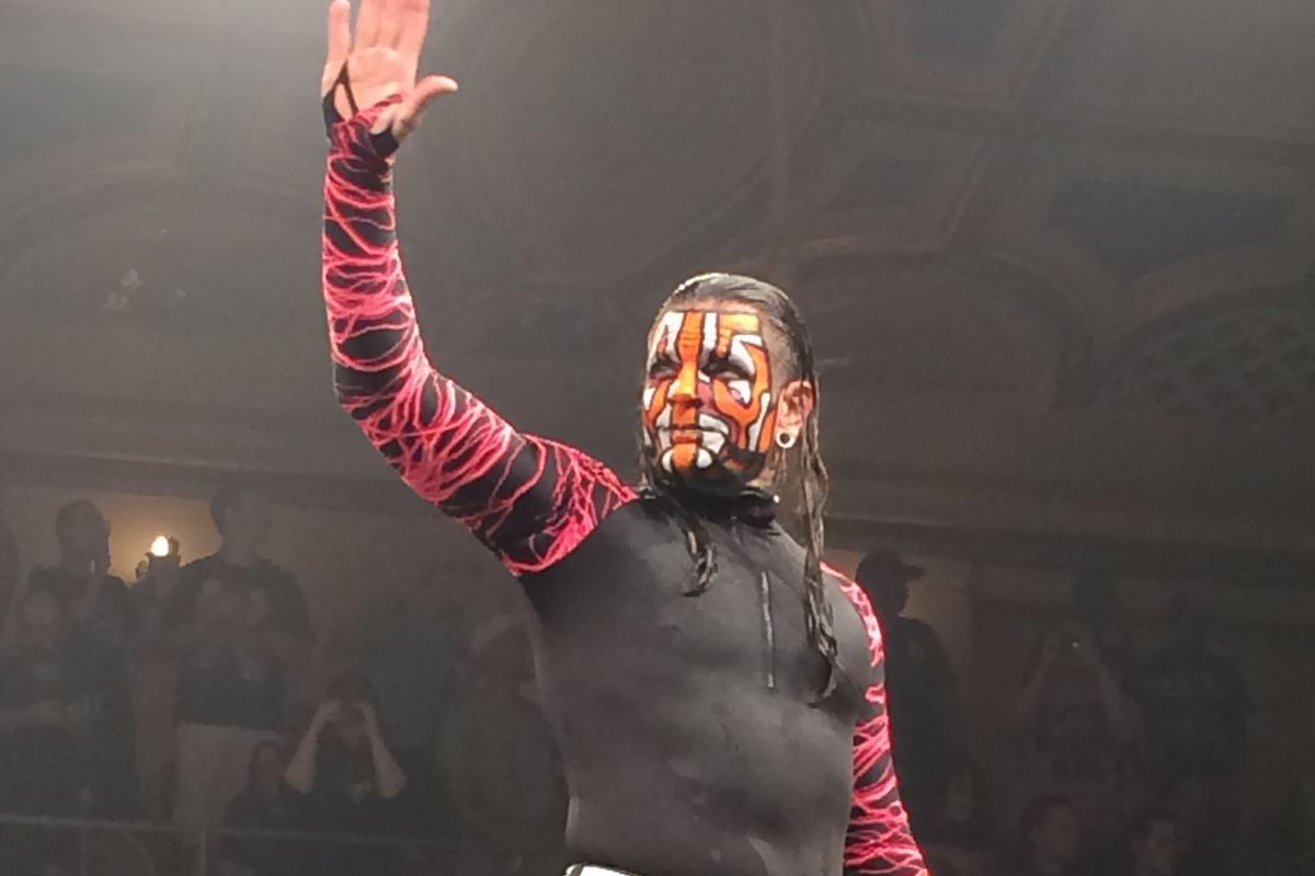 #SmackDown #WWE using #JeffHardy's real life issues  as a part of the show was hard to watch. I'm  sure Jeff said ok but i just shook my head. What did you all think? Leave a comment below and RT appreciated.