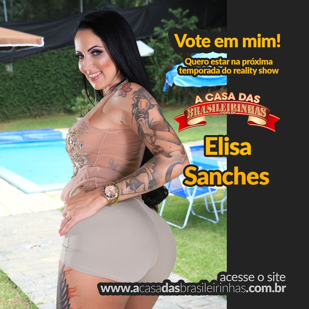 Podem votar quantas vezes quiserem no  ❤️  @brasileirinhas @gilbendazon