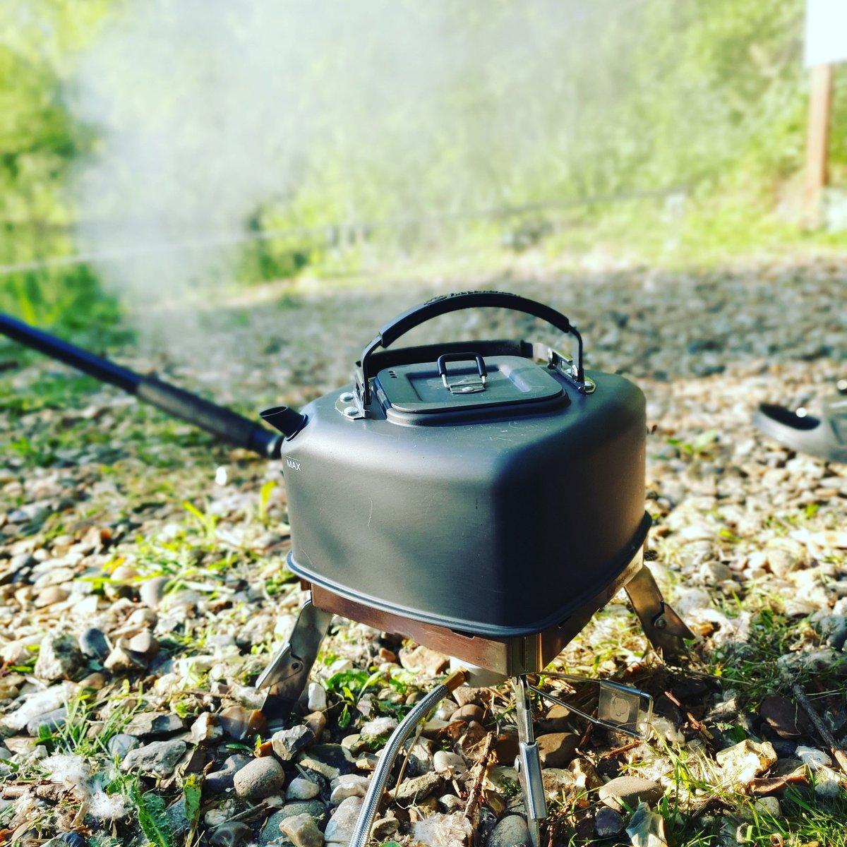 Blanked!! Here's a kettle shot #carpfishing #fishinglife #Blank https://t.co/fDibftEbE7