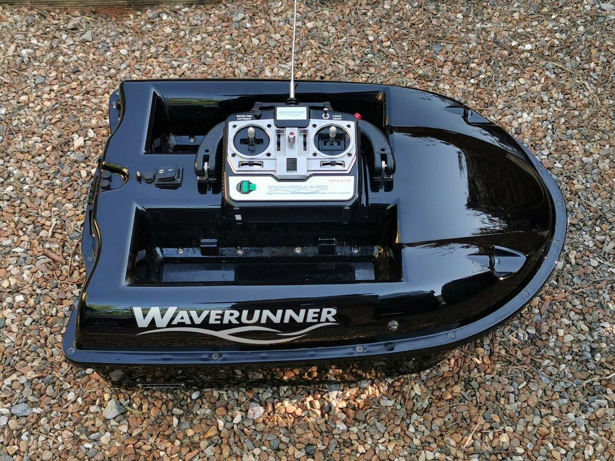 Ad - Waverunner Mk3 bait boat On eBay here -->> https://t.co/ZXFqdXvBXb  #baitboat #carp<b>Fis