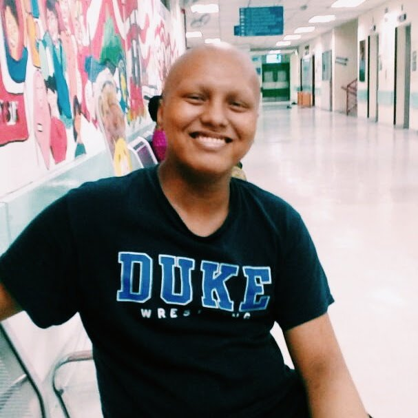 @Lalanizm Diagnosed with Small Round Cell Tumor at 16 and beat at 17. Felt awesome still now #NationalCancerSurvivorsDay 🤙