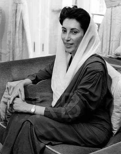 The true & visionary Leader who inspired Pakistani women and men equally. You will be missed every day Bibi Shaheed Rani Muhtarma Benazir Bhutto.  #BenazirBhuttoTheNationalHero