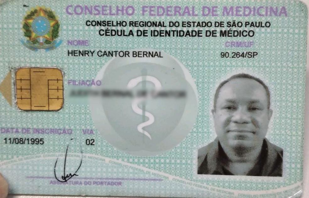 Médico critica 'colega' que usou seu registro para atender em SP: 'Terrível'  #G1