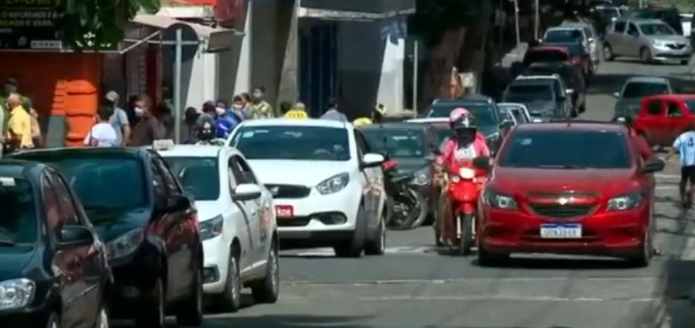 Rodízio de veículos em Teresina é suspenso; 'Recuamos para evitar problemas nos hospitais', diz prefeito  #G1