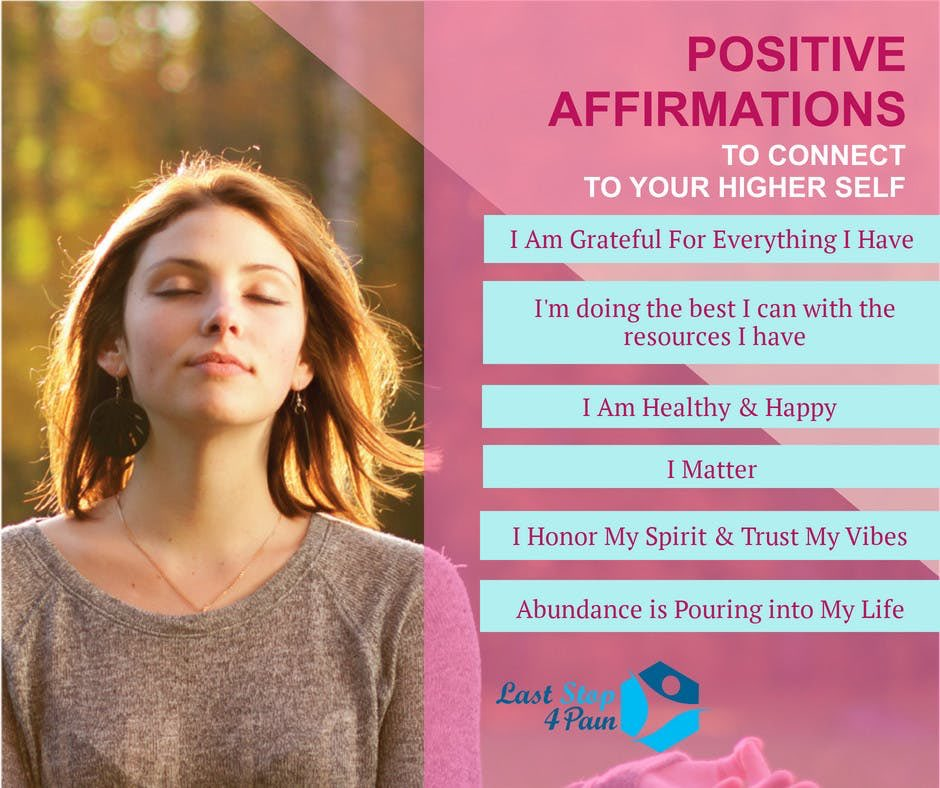 Positive Affirmations to get your day going ❤️