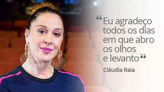 O que aprendemos com a crise: Atriz Cláudia Raia escreveu artigo a pedido do #G1; LEIA ==>