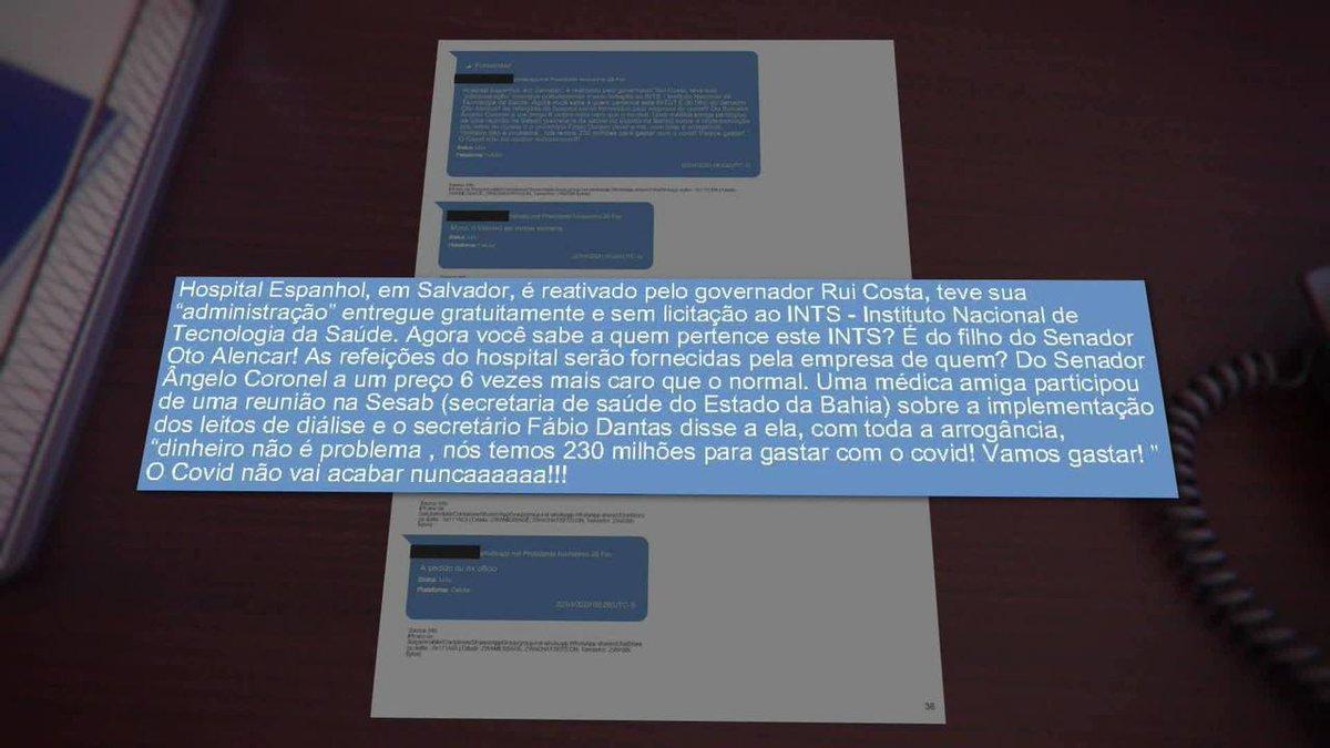 Senador pede novo inquérito ao STF para apurar suposto envio de fake news por Bolsonaro  #G1