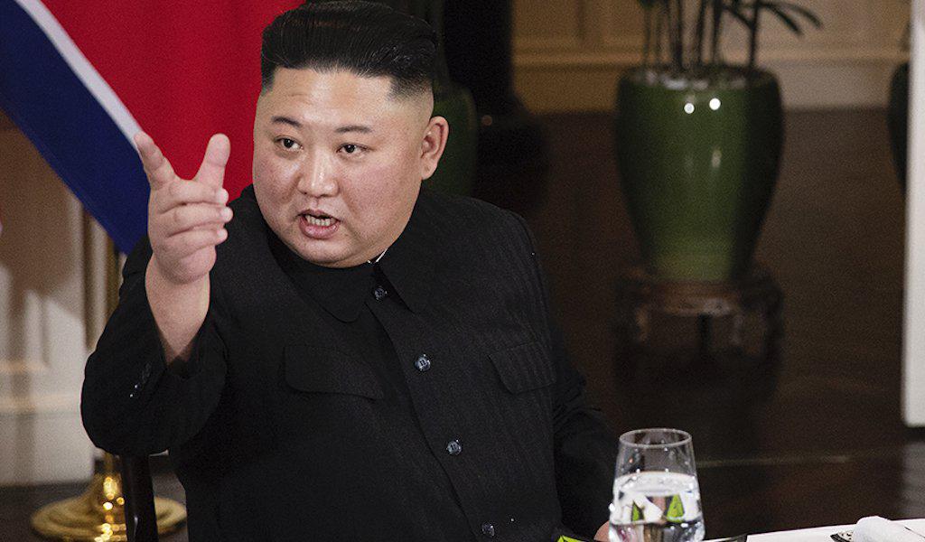 Kim Jong Un Condemns Sexual Promiscuity as 'Treason,' Blames Porn