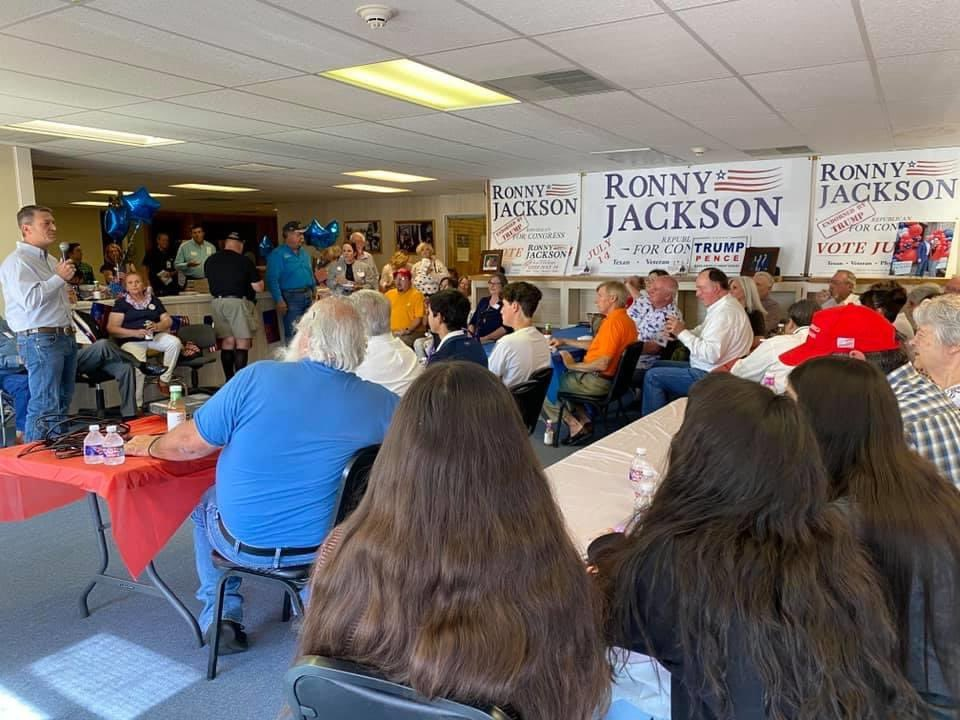 The momentum and our grassroots movement is growing exponentially! Stand by for the July 14th tsunami! #TX13