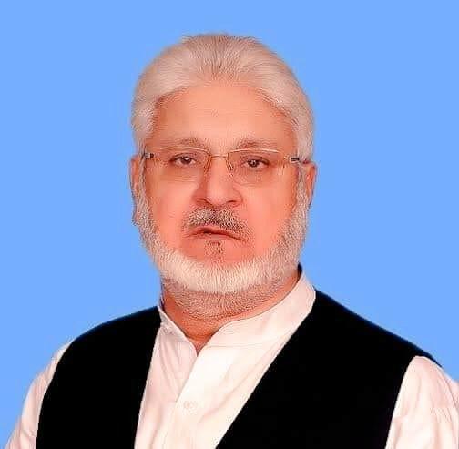 Senior Parliamentarian Munir Khan Orakzai MNA passed away. May ALLAH Almighty bless his soul in peace. Ameen