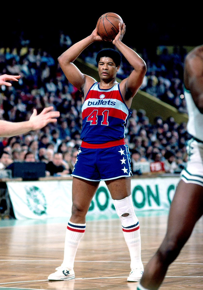 RIP to Hall of Famer Wes Unseld, who passed away at the age of 74. Unseld was a legend at Louisville and in the NBA, and one of the greatest rebounders and outlet passers of all-time. Toughness personified.