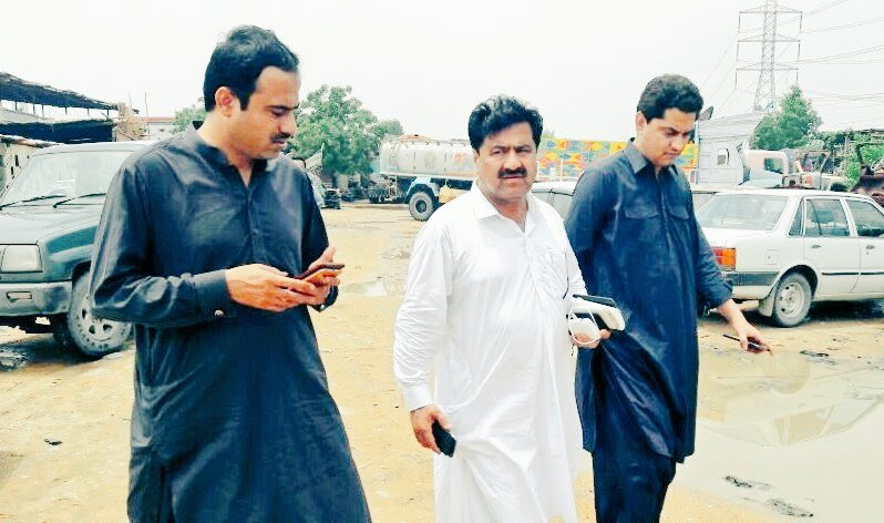 Minister for Human Settlement Sindh Our Brother Haji Ghulam Murtaza Baloch is no more, lost the battle against COVID-19.  May ALLAH Almighty Bless his soul in eternal peace. Ameen 💔💔💔💔💔💔💔💔💔💔