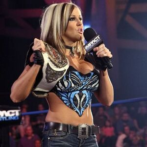 Happy Birthday to two-time Knockouts and one-time KO's Tag Team Champion, @VelVelHoller! #IMPACTUK