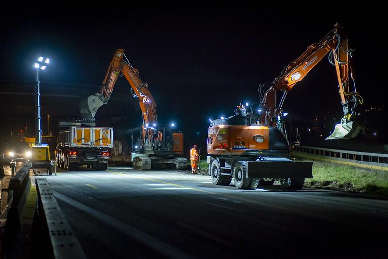 Infos Travaux ⚠️ Fermetures de l'#A480 les nuits du 02/06 au 04/06 : L'autoroute sera fermée : - En venant de Lyon à 20 h 30 - En venant de Sisteron à 21 h  sur plusieurs secteurs #Catane #Voreppe #SaintÉgrève #Bifurcation  Plus d'informations sur