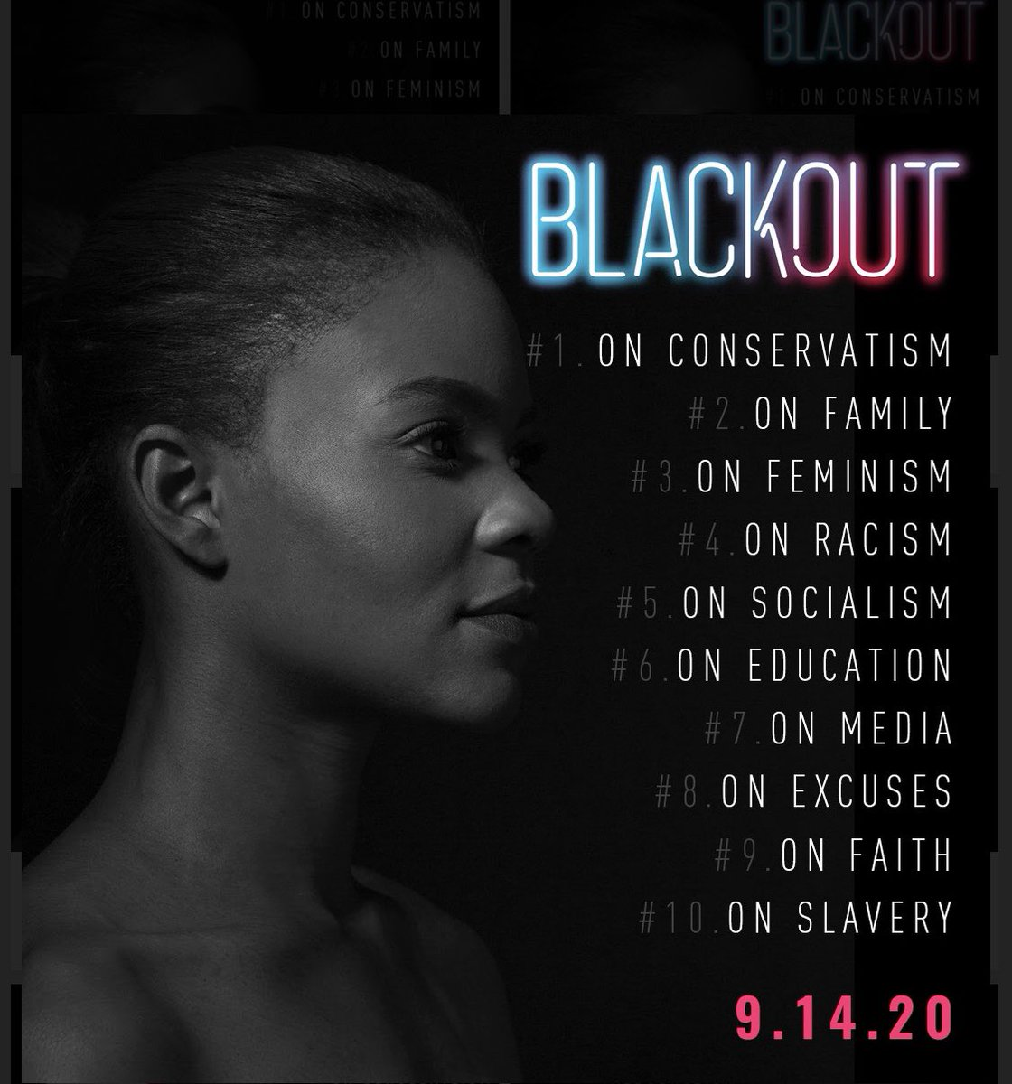 Wow. I am absolutely honored to see so many white liberals come together to promote my book #BLACKOUT, which is about how white liberals are destroying black America.   Get your copy HERE: