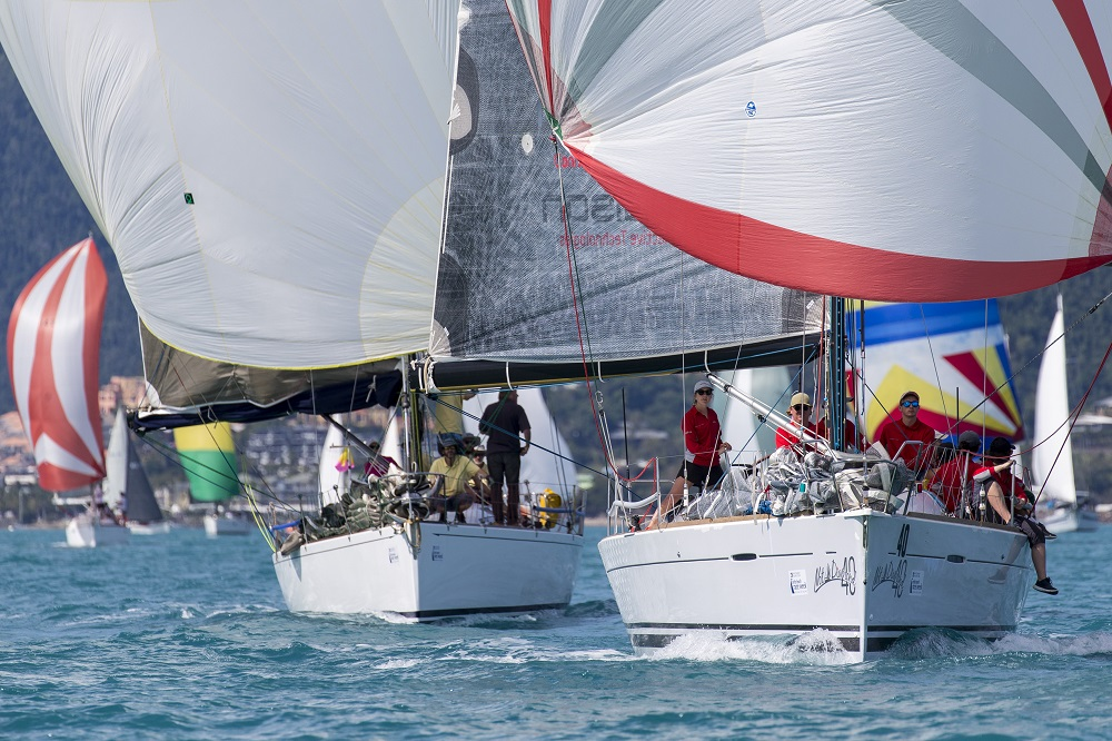 """Airlie Beach Race Week 2020: Full steam ahead  To be held from 6-13 August, the annual event will be held on a smaller scale. """"If borders open, we are targeting around 80 entries,"""" Adrian Bram said. """"At this moment we have 51 entries, which is comparable to previous years."""" https://t.co/tLimK1TjT7"""