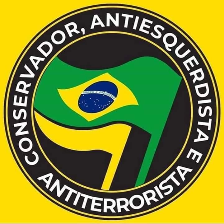 #Somos57MILHOES  #AntifaTERRORISTA #FechadoComBolsonaro