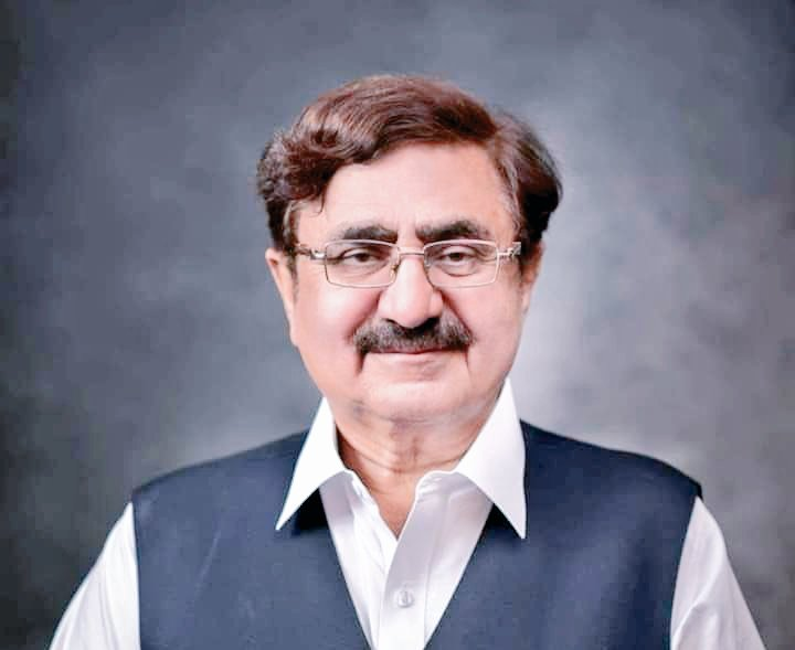 Mian Jamshed Kakakhel PTI MPA from Noshehra is no more, lost the battle against COVID-19. May ALLAH Almighty rest his soul in eternal peace.