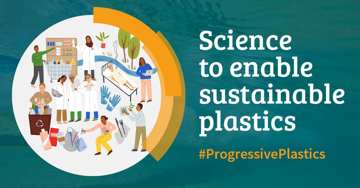 Plastics play a crucial role in our daily lives – say an international group of research scientists and funders – but more research is urgently needed to make them sustainable. #ProgressivePlastics #Sustainability   Learn more about the new report ➡️
