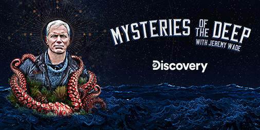 US viewers - from natural disasters to undiscovered weapons of war, #JeremyWade is back in episode 2 of #MysteriesoftheDeep #tonight @ 10P on @Discovery   #newseries #mysteries #MOTD #NotFootball https://t.co/j9ujByXqYi